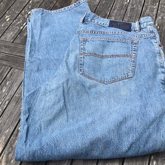 7efc1414 Tommy Bahama Jeans | Indigo Pams Relaxed Fit 40 32 | Poshmark